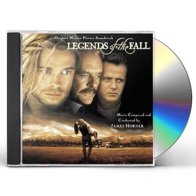 James Horner Legends of The Fall (OST) CD
