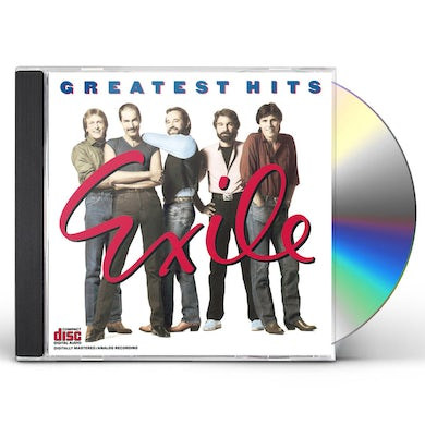 Exile GREATEST HITS CD