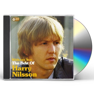 Harry Nilsson  WITHOUT YOU: BEST OF HARRY CD