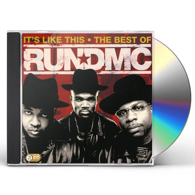 Run DMC IT'S LIKE THIS-THE BEST OF CD