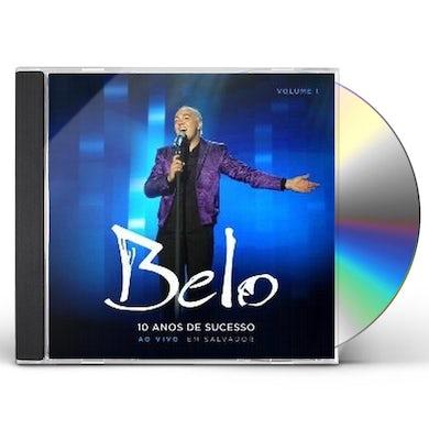 10 ANOS DE SUCESSO 1 CD