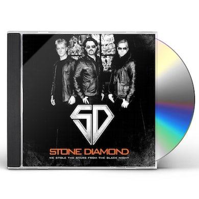 Stone Diamond WE STOLE THE STARS FROM THE BLACK NIGHT CD