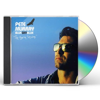 Pete Murray BLUE SKY BLUE: BYRON SESSIONS CD