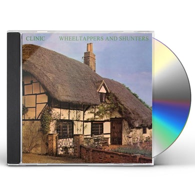 Clinic WHEELTAPPERS AND SHUNTERS CD