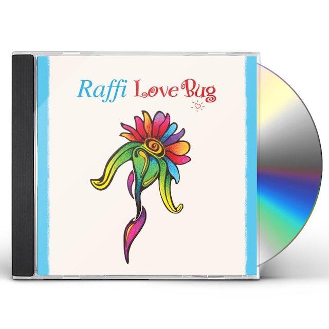Raffi LOVE BUG CD