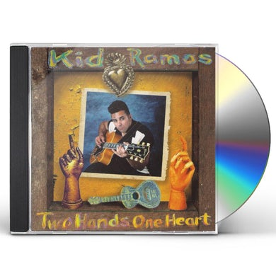 Kid Ramos TWO HANDS ONE HEART CD