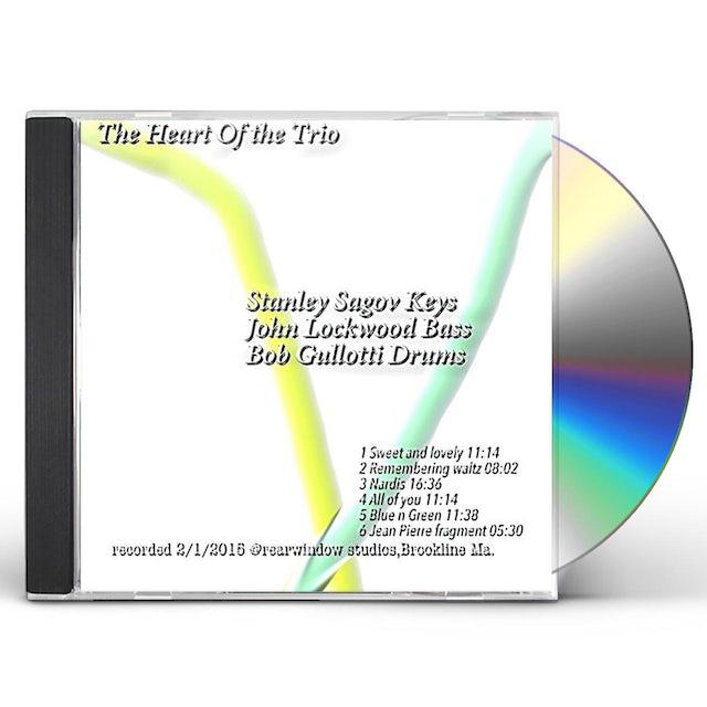 Stanley Sagov HEART OF THE TRIO CD