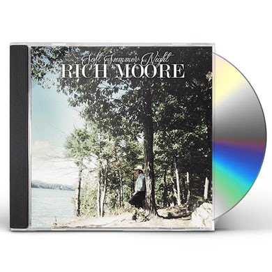 Rich Moore SOFT SUMMER NIGHTS CD