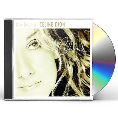 VERY BEST OF CELINE DION CD