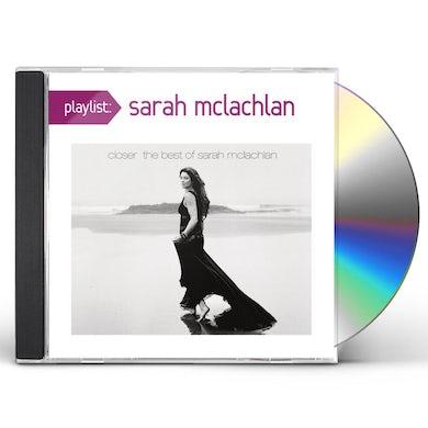 Sarah Mclachlan PLAYLIST: VERY BEST OF CD