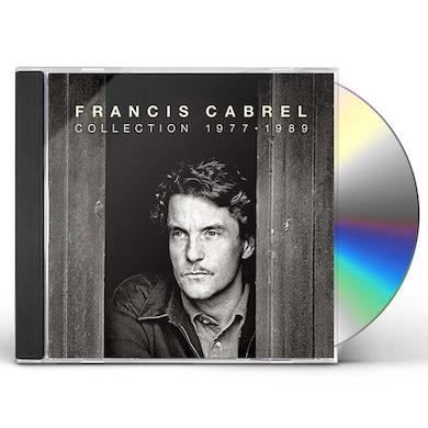 Francis Cabrel LA COLLECTION 1977-1989 CD