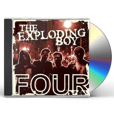 Exploding Boy FOUR CD