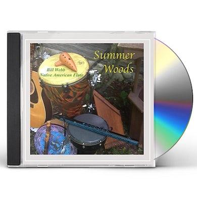 Bill Webb SUMMER WOODS CD