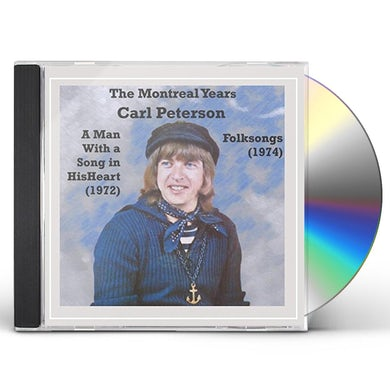 Carl Peterson MONTREAL YEARS CD