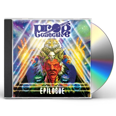 Prog Collective EPILOGUE CD