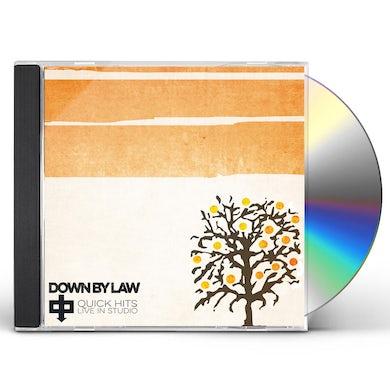 QUICK HITS LIVE IN STUDIO CD