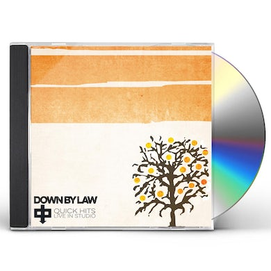 Down By Law QUICK HITS LIVE IN STUDIO CD