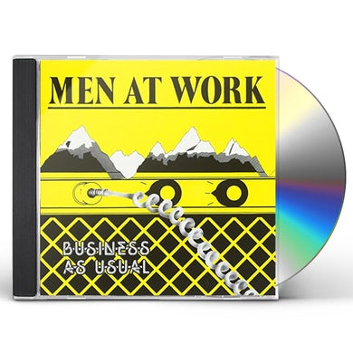 Men At Work BUSINESS AS USUAL (GOLD SERIES) CD
