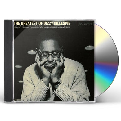 GREATEST OF DIZZY GILLESPIE CD