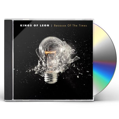 Kings Of Leon BECAUSE OF THE TIMES (GOLD SERIES) CD