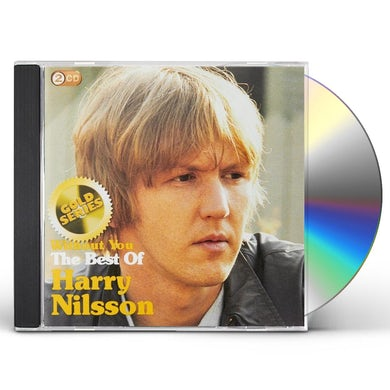 WITHOUT YOU: BEST OF HARRY NILSSON (GOLD SERIES) CD