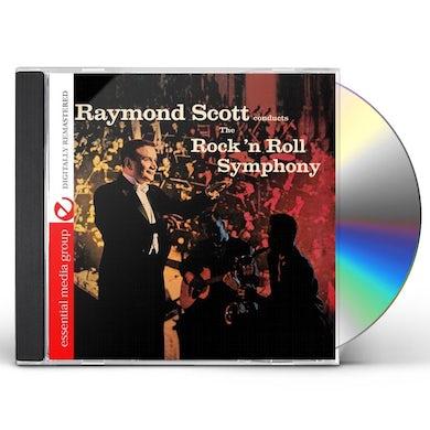 Raymond Scott ROCK 'N ROLL SYMPHONY CD