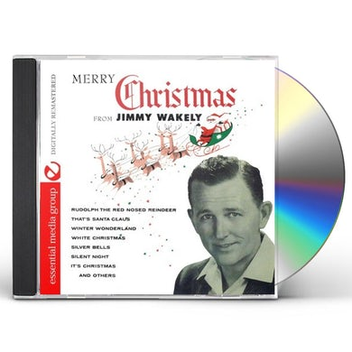 MERRY CHRISTMAS FROM JIMMY WAKELY CD