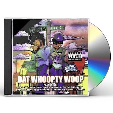 DAT WHOOPTY WOOP CD