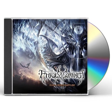 Enfold Darkness OUR CURSED RAPTURE CD