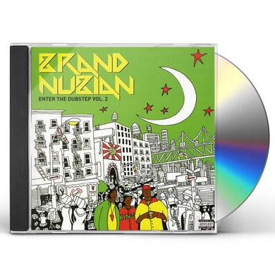 Brand Nubian ENTER THE DUBSTEP 2 CD