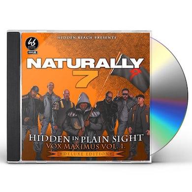 Naturally 7 HIDDEN IN PLAIN CD
