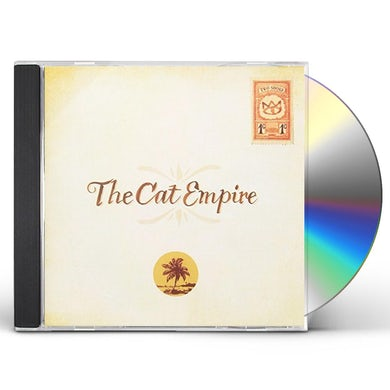 The Cat Empire TWO SHOES CD