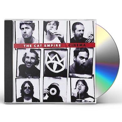 The Cat Empire CINEMA CD