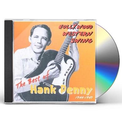 Hank Penny HOLLYWOOD WESTERN SWING 1944-47 CD