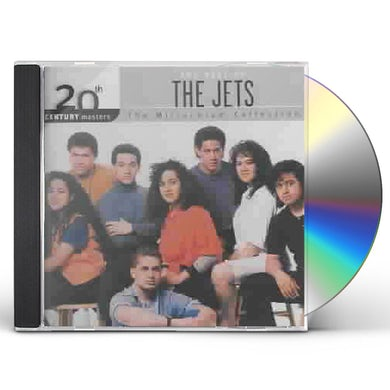 Jets 20TH CENTURY MASTERS: MILLENNIUM COLLECTION CD