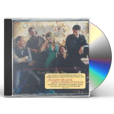 Alison Krauss & Union Station LONELY RUNS BOTH WAYS CD