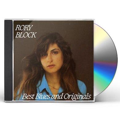 Rory Block BEST BLUES & ORIGINALS 1 CD