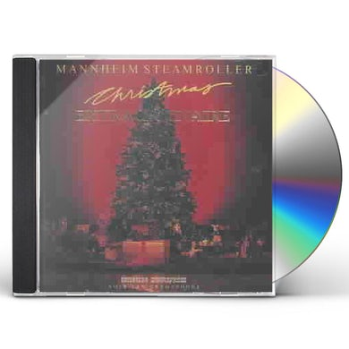 Mannheim Steamroller CHRISTMAS EXTRAORDINAIRE CD