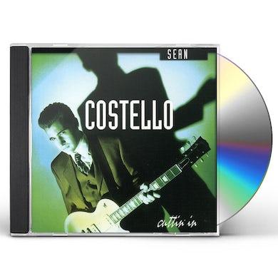 Sean Costello CUTTIN IN CD