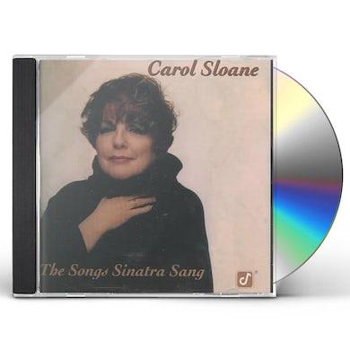 Songs Sinatra Sang CD