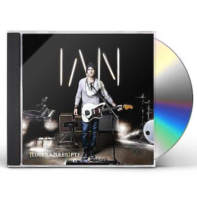 Ian LUCES AZULES PT. 1 CD