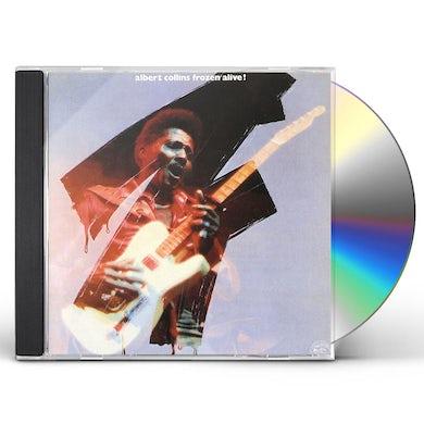 Albert Collins FROZEN ALIVE CD