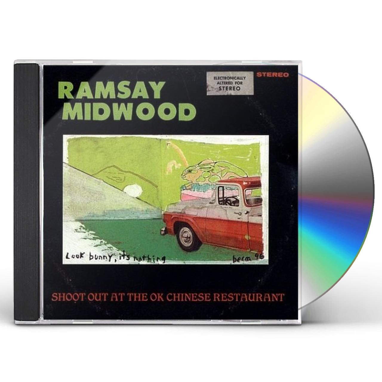 Ramsay Midwood SHOOT OUT AT THE OK CHINESE RESTAURANT CD