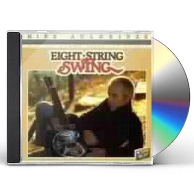 Mike Auldridge EIGHT-STRING SWING CD