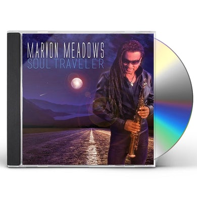 Marion Meadows SOUL TRAVELER CD