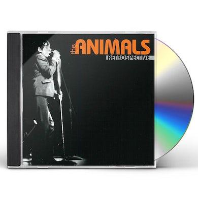 The Animals RETROSPECTIVE CD