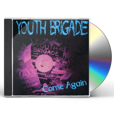 Youth Brigade COMME AGAIN CD
