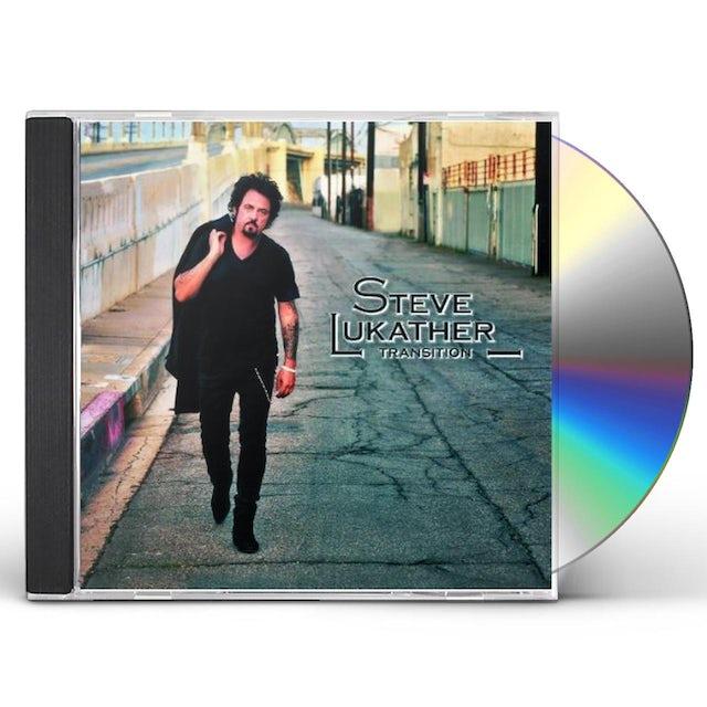 Steve Lukather TRANSITION CD