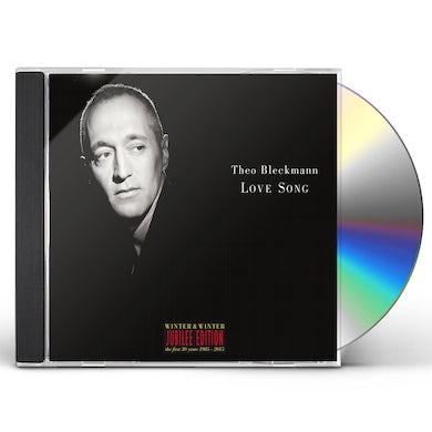 Theo Bleckmann LOVE SONG CD