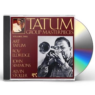 Art Tatum GROUP MASTERPIECES 2 CD